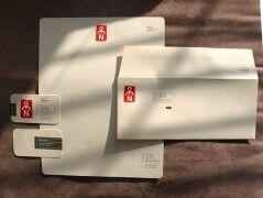 极简风信纸设计