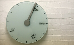 14款独特的时钟设计