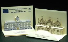 国外漂亮的节日明信片设计