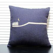 棉麻布艺清新风格创意家居睡眠靠枕靠垫