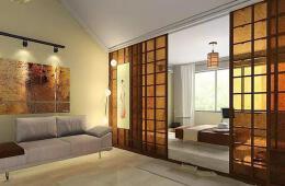 经典日式家装装饰设计