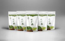 抹茶粉产品包装设计