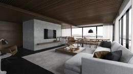 20个现代时尚的客厅起居室设计欣赏
