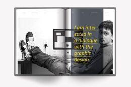 个性十足书刊设计案例
