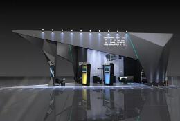IBM展覽展示設計