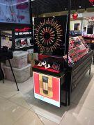 商场化妆品专柜设计陈列架