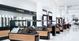 几个商场化妆品专柜设计欣赏图