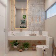 7款最新装修风格的现代卫生间设计欣赏