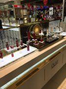 国内高端化妆品专柜设计