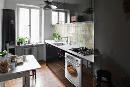 国外家庭厨房装修设计欣赏