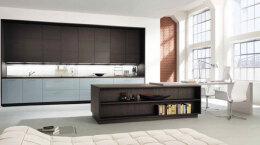 看一下就能让人喜欢上的欧式厨房装修设计
