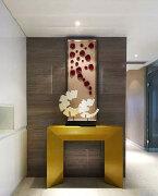 让人舒畅的家庭装修之玄关设计注意事项