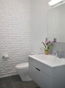 小面积卫生间装修中干湿分离的5个生活小技巧