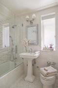 5款现代美式卫生间装修样板房效果图