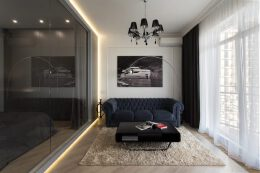 简易风格创新设计50小户型装修图欣赏