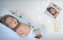 给刚满月的宝宝送祝福可以选那些祝福语
