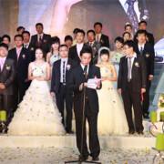领导参加下属的婚礼的那点有趣的婚礼致辞