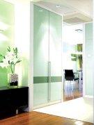 小户型中式装修的玄关装修方法