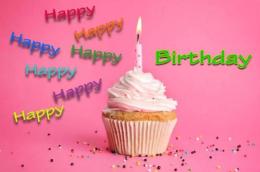 22条简短暖心的感人的生日祝福短语