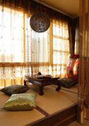 非常有格调的卧室榻榻米装修效果图