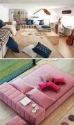 国外创意卧室榻榻米装修设计