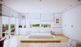 多款国外非常流行的卧室装修欣赏