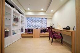 2款最新的书房与卧室混搭的榻榻米装修效果图