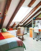 阁楼超小卧室装修效果图案例欣赏
