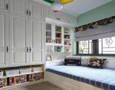 今年最in的现代卧室榻榻米地台定制