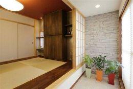 日式榻榻米装修设计效果图欣赏