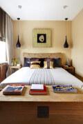 高端大气上档次的小卧室装修效果图欣赏