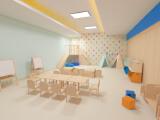 教育机构培训学校幼儿园装修设计幼儿园室内设计