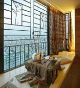 富有东方蕴意的日式榻榻米装修设计