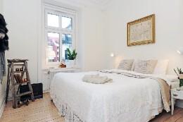 经典又不失风格的小卧室装修效果图