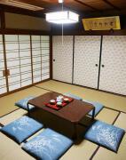 仿佛到了日本,和风日式榻榻米装修设计