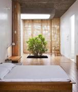 日式风格榻榻米床装修效果图分享