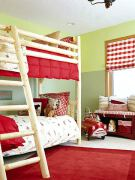国外男孩子房间装修设计方案