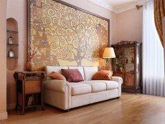 一组完美的室内装修渲染效果图