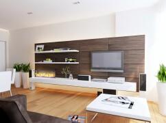 风格简约的家居装修效果图欣赏