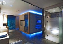 一套韩国小户型室内装修图片设计欣赏