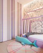 儿童房简约风格装修案例