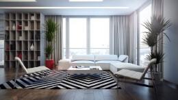 有创意的室内装修效果图欣赏