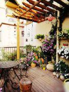 花园式阳台装修设计案例