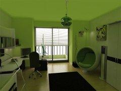 6款小家庭的室内装修创意图