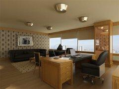 简易风格的室内装修效果图