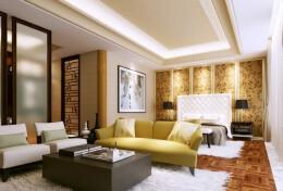 奢华上档次的室内装修效果图欣赏