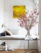 欧式飘窗窗帘图片 客厅飘窗装修效果图
