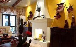 豪华舒适的室内装修样板房案例分享