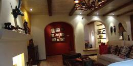 欧式豪华的室内装修样板房案例欣赏