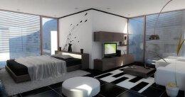 最美丽的家庭室内装修效果图欣赏